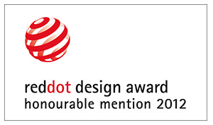 Reddot Desing Award Mención Honorable
