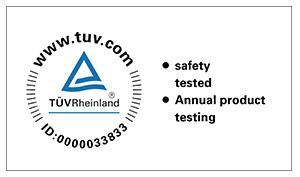 TUV Certificado de Calidad Alemana Logotipo