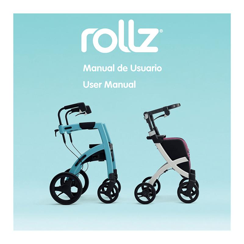 Manuales de Usuario Andadores Rollz