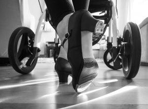 Bailando con el andador Rollz Motion