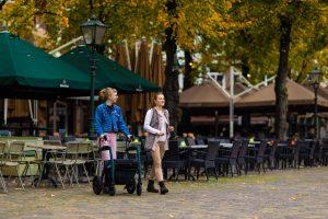 Andador Convertible en Silla de ruedas Rollz Motion Performance en la ciudad