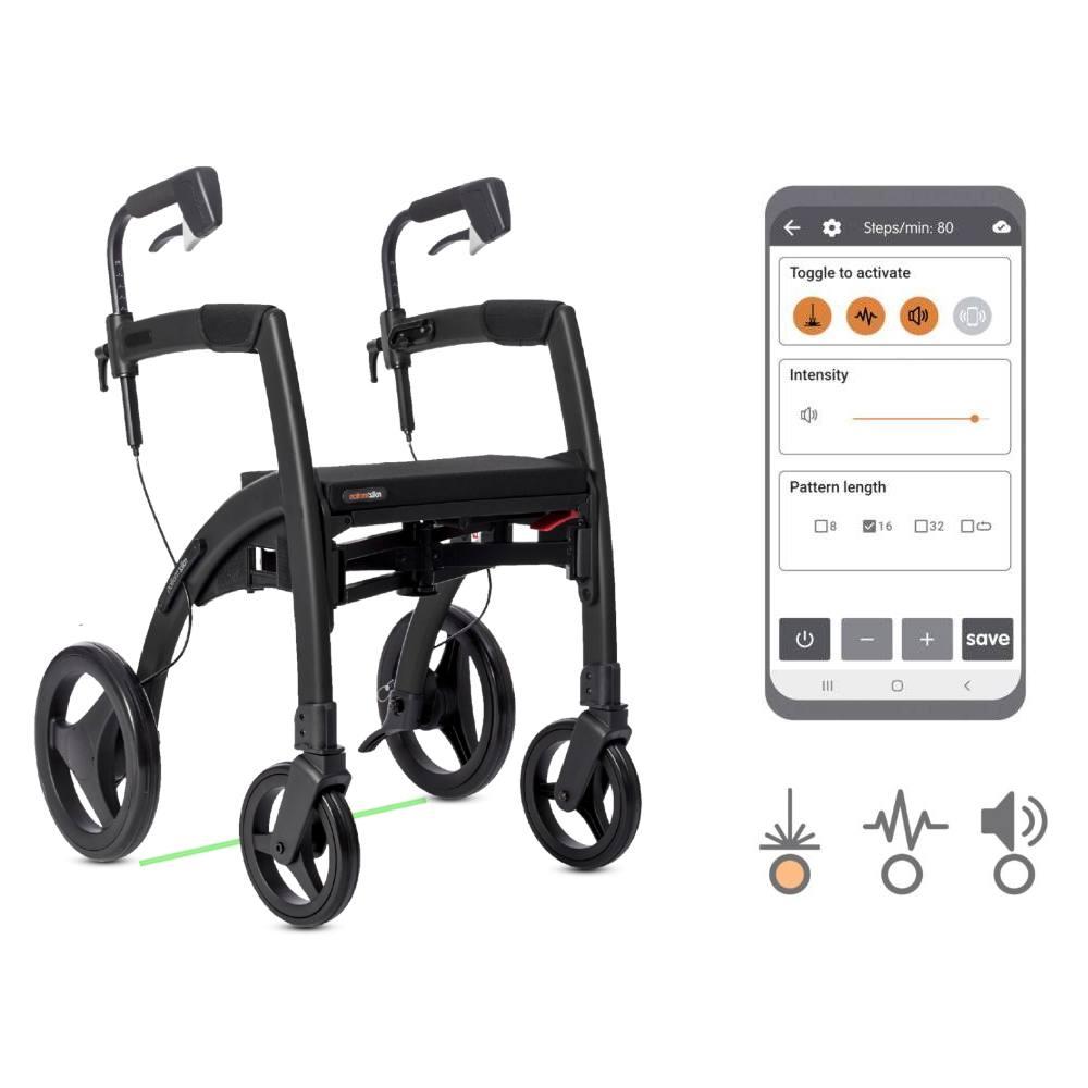 Andador Rollz Motion Rhythm + app Rollz