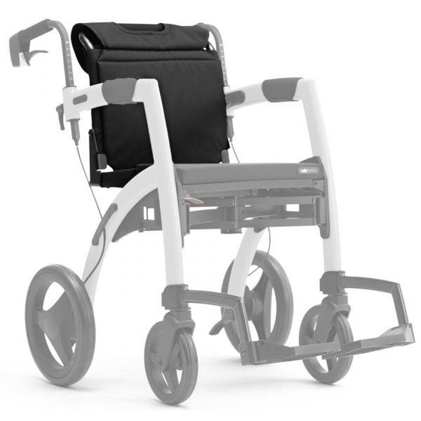 Accesorios pack andador silla de ruedas ligera y plegable