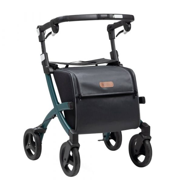 Rollz Flex Andador y Carro de la compra color marcoJungle Green