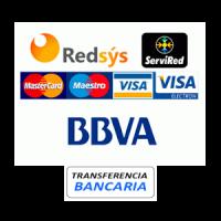 Redsys Pago seguro & transferencia bancaria
