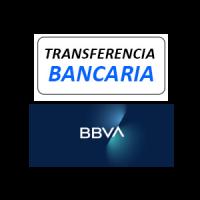Transferencia bancaria BBVA